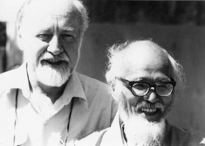 Bill Mollison & Masanobu Fukuoka