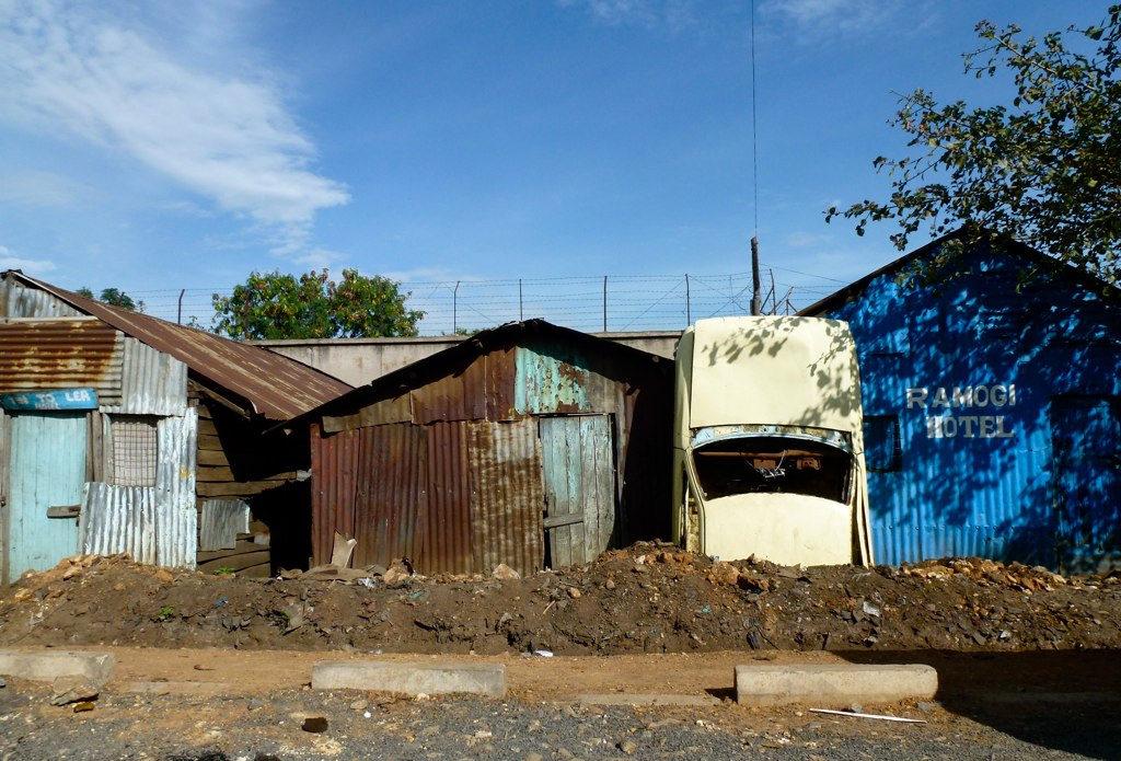 Kisumu Jua Kali District