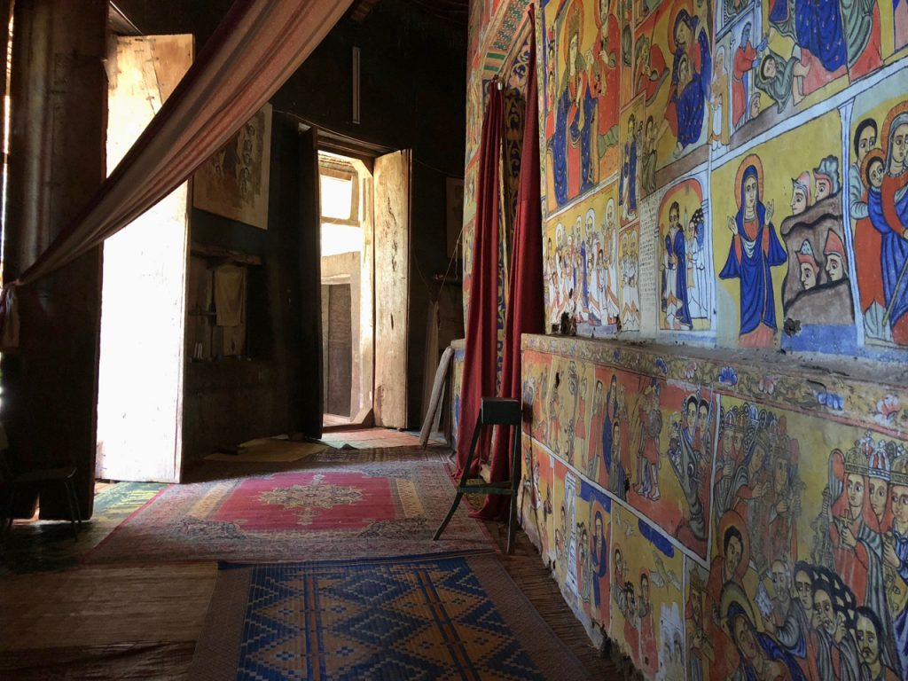 Monasteries of Lake Tana